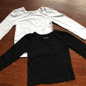 Children's Place Long Sleeve Tops